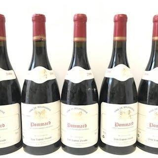 2006 Pommard , Jean Baptiste Giraudy- Bourgogne, Pommard - 5 Flaschen (0,75 l)