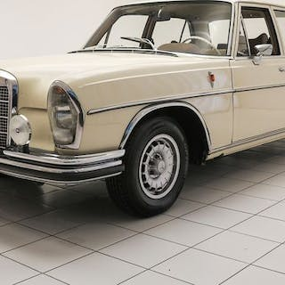 Mercedes-Benz - 250S W108 - NO RESERVE - 1966