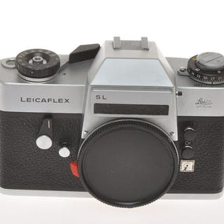 Leitz Leicaflex SL chrome body, n.1275647 exc++ c.1971
