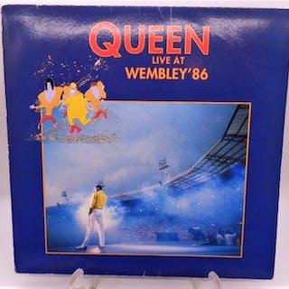 Queen - Live At Wembley '86 - 2x LP Album (Doppelalbum) - 1992