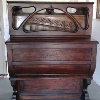 luches piano - elces pianos - piano mecanique - France - 1900