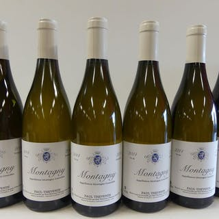 2014Montagny - Paul Thévenin - Bourgogne - 8 Flaschen (0,75 l)