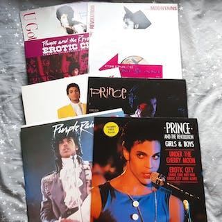Prince - Titoli vari - Maxi Singolo 12'' pollici, Singolo 45 Giri - 1983/1987