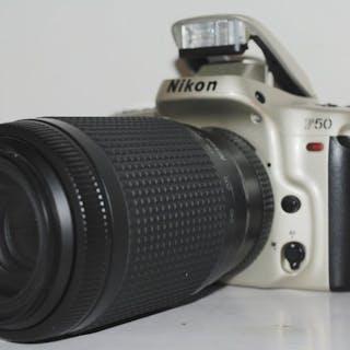 Nikon F-50 + 75-240mm f4.5-5.6 lens