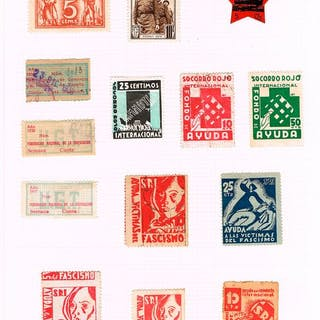 Spagna 1936/1939 - Civil War