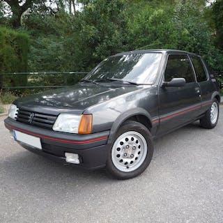Peugeot - 205 GTI 1.6 - 1987