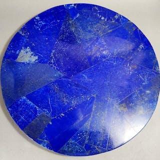 Lapis Lazuli Table Top - 306×306×21 mm - 4600 g - (1)