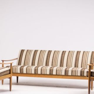 Bench, Seating group (3)