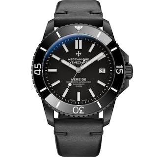 Meccaniche Veneziane - Automatic Diver Watch Nereide 3.0...