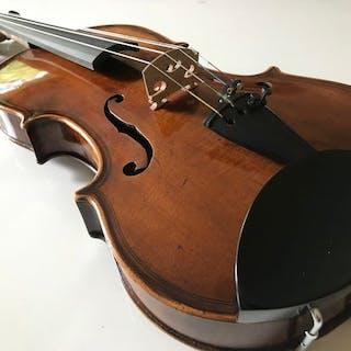 Oswald Schaller - Violin - Germany - 1893
