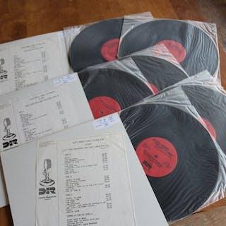 Beatles - Scott Muni's Ticket To Ride 6 LP Radio Show - LP's - 1987