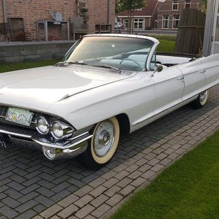 Cadillac - Sedan De Ville - 1961