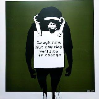 Banksy - DJ DM x Laugh Now