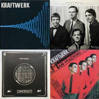 Kraftwerk - Diverse Titel - 2x LP Album (Doppelalbum), LP's - 1976/1978
