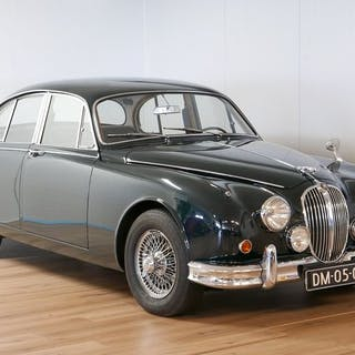Jaguar - MKII - 1960
