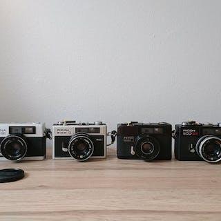 Cosina, Minolta, Ricoh 500G / 35ZF - Rony - Camera Collection