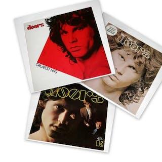 Doors - Die Türen, Greatest Hits, The Best Of - Mehrere Titel - LP's - 1973/1980