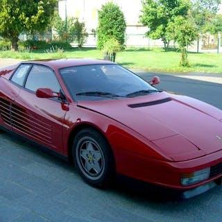 Ferrari - Testarossa - 1988