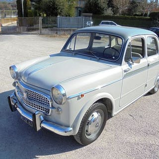 Fiat - 1100 Lusso (103H)- 1960