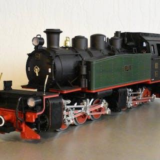 LGB G - 2085 D - Tender locomotive - BR 99 Mallet - SEG