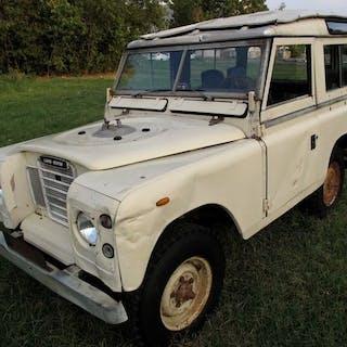 Land Rover - 88 Series 2A - 1973