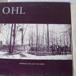 OHL - Jenseits Von Gut Und Böse- LP Album - 1986
