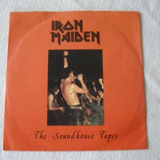 Iron Maiden - The Soundhouse Tapes - 7″-Single - 1979/1979