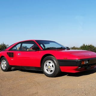 Ferrari - Mondial Quattrovalvole  - 1983