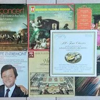 A lot of Classical Wagner Strauss Tchaikovsky Mozart...