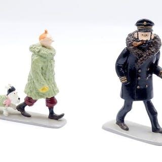 Tintin - Figurine Moulinsart 4534 - Tintin
