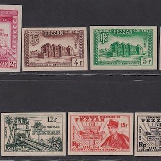 Frankreich - Kolonien (allgemeine Objekte) 1949 - French...