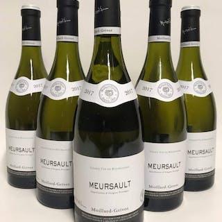 2017 Meursault - Moillard-Grivot - Bourgogne - 6 Flaschen (0,75 l)