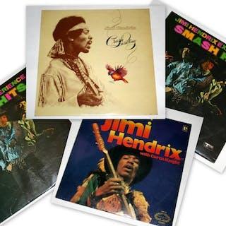Jimi Hendrix Experience - Verschiedene - Mehrere Titel - LP's - 1968/1975