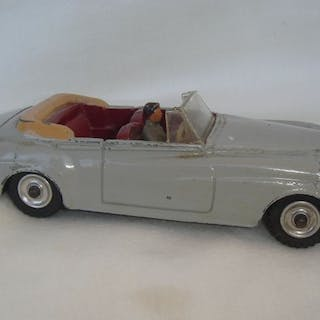 """Dinky Toys - 1:48 - First Issue Bentley """"S2"""" Coupe - no.194 - 1961"""