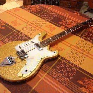 EKO - Glitter Gold - Guitare électrique