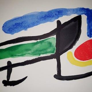Joan Miró - El Tapis de Tarragona. 1970