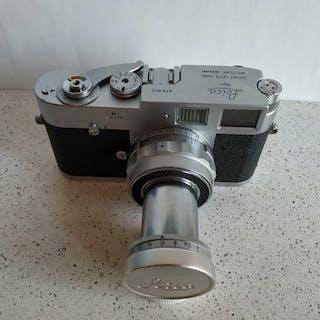 Leica M1 + Elmar 9CmF1:4.0