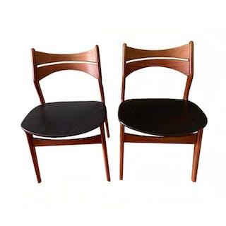 Erik Buch - Chr. Christensens Møbelfabrik - Chair (2) - Model 310