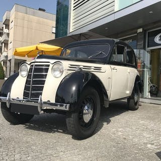 Renault - Juvaquatre - 1946