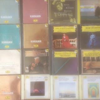 Herbert von Karajan - Diverse Titel - CD Boxset, CD's - 1963/1989