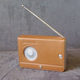 Grundig - Yacht boy P2000 - Radio mondiale