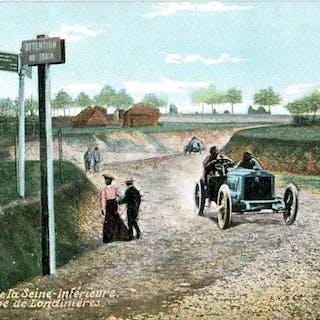 France - Courses - Cartes postales (Collection de 25) - 1907-1907