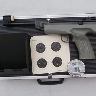Deutschland - Diana (Diana Werk) - Modell 6 - Break Barrel - Pistole