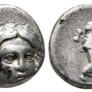 Griechenland (alt) - Drachme Satraps von Caria