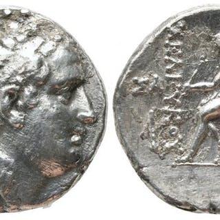 Greece (ancient) - Tetradrachm Seleukid Kingdom