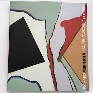Richard Mortensen - Maleri Painting 1929-1993 - 1994