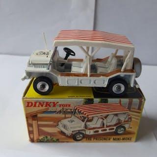 "Dinky Toys - Maßstab 1:48 - Dinky Toys ""Der Gefangene"" Mini-Moke"