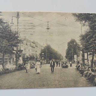 Alemania - Ciudad y paisajes - Postales (Colección de 100) - 1900-1940
