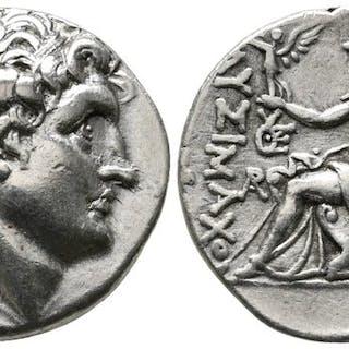 Greece (ancient) - Tetradrachm Kings of Thrace