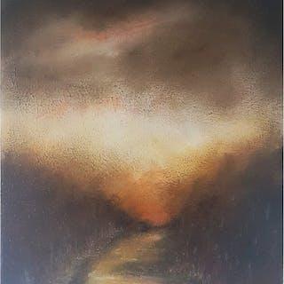 Roland-H. Gotschik - Abstrakte Landschaft